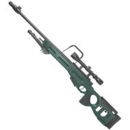 SPECNA ARMS Sniper Rifle CORE RIS /w scope & bipod  - russian green (SV-98)