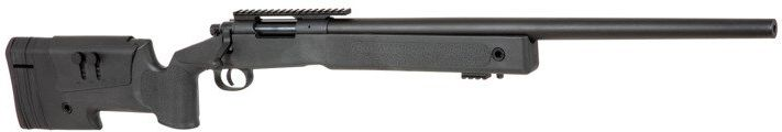 Airsoft SA Sniper Rifle CORE RIS, black, SA-S02