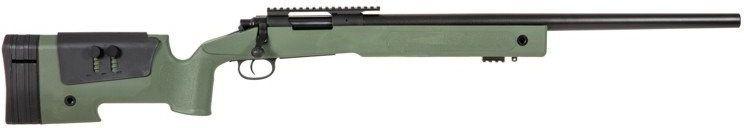 Airsoft SA Sniper Rifle CORE RIS, olive, SA-S02