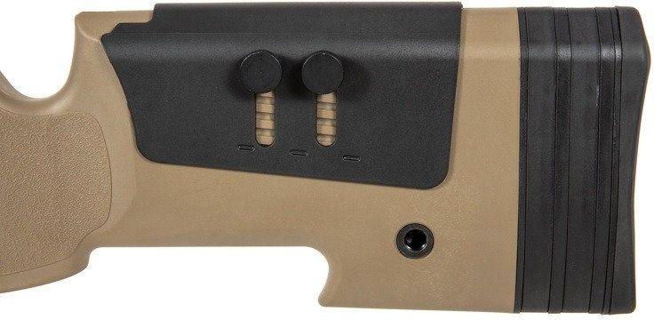 Airsoft SA Sniper Rifle CORE RIS, tan, SA-S03