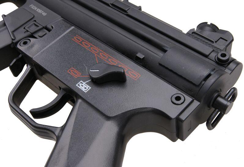 JG MP5K, JG201