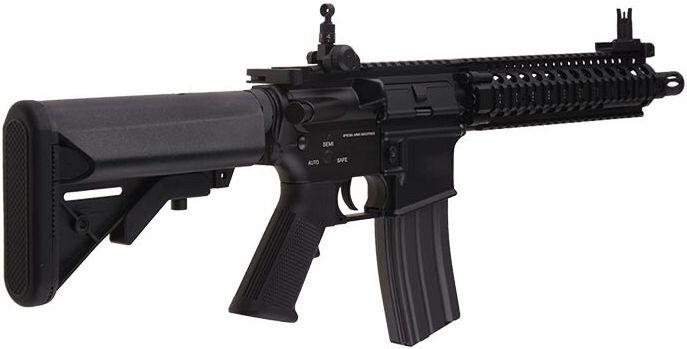 SPECNA ARMS M4A1 RIS Mk. 18 SAEC /w crane stock (SA-A03)