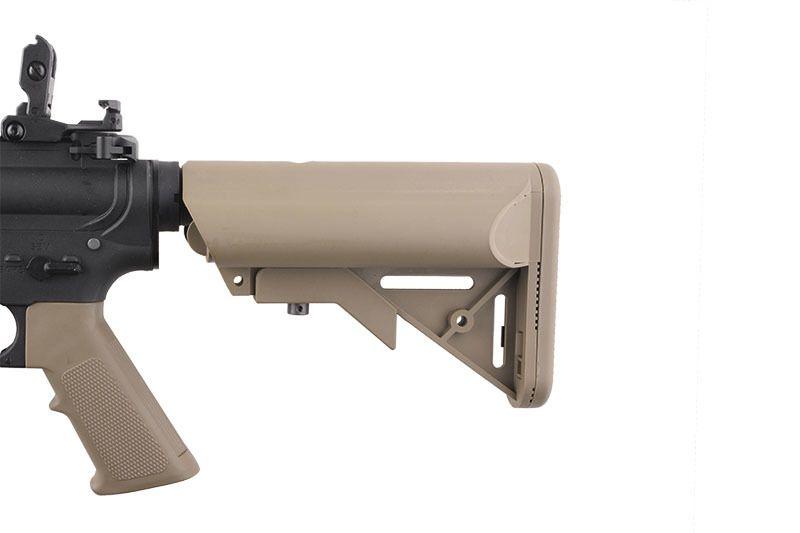 SA M4A1 CORE RIS Half Tan /w crane stock, SA-C06