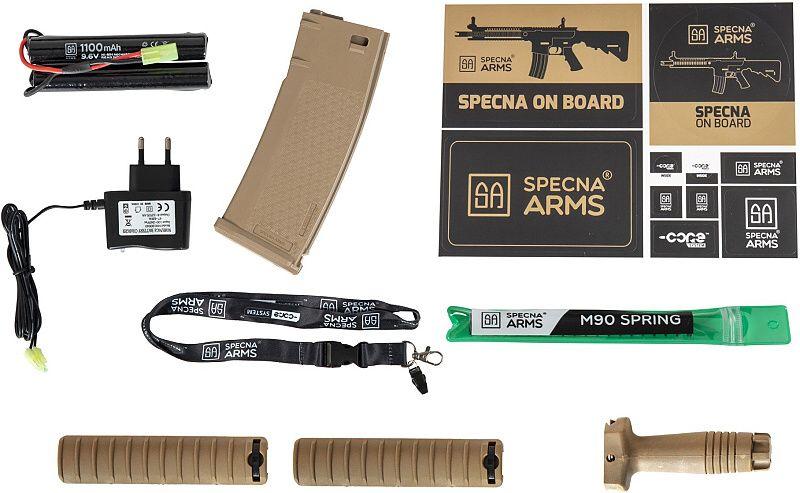 SPECNA ARMS AR-15 RRA CORE - half tan (SA-C03)