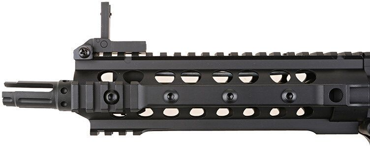 SA M4A1 CQB /w crane stock, SA-B11