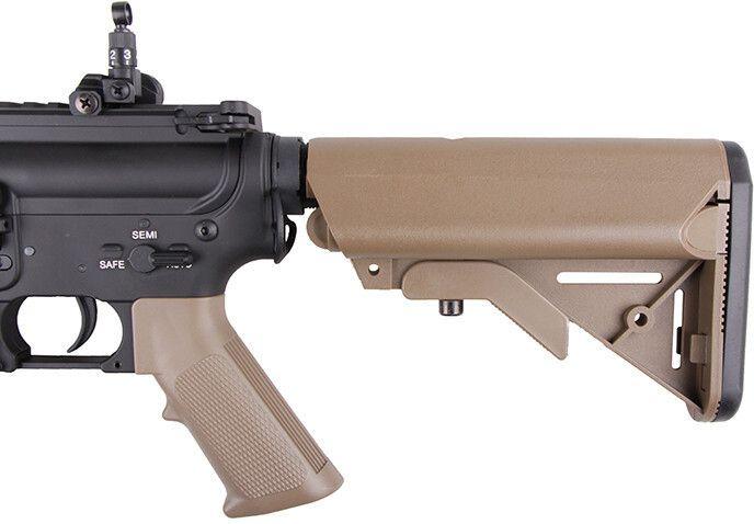 SA M4A1 RIS /w CTR stock, SA-A03-HT