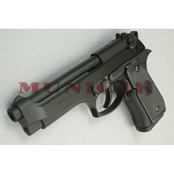 TM GBB Bereta - M92F Military, hop
