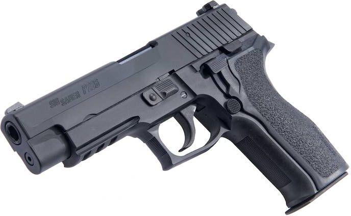 TM GBB P226, hop