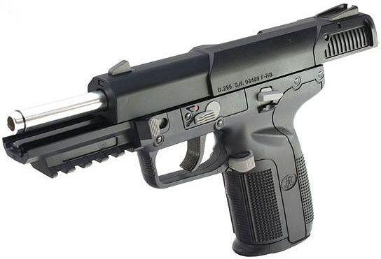 TM GBB FN5-7, hop