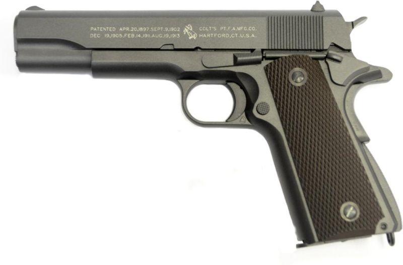 CG Colt M1911 METAL CO2
