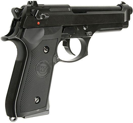 WE GBB M92 v.2 LED Box - čierna