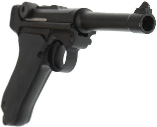 WE GBB Luger P.08