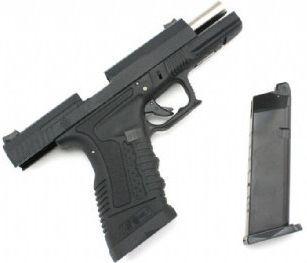 WE GBB GP1799 T5, čierny záver - čierna