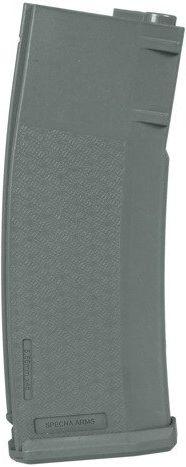 SPECNA ARMS Zásobník M4/M16 S-Mag Mid-Cap 125BB - šedý