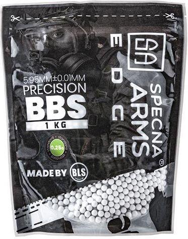 SPECNA ARMS BB EDGE 0,25g / 4000ks / 1kg precision white