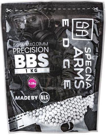 SPECNA ARMS BB EDGE 0,28g / 3570ks / 1kg precision white
