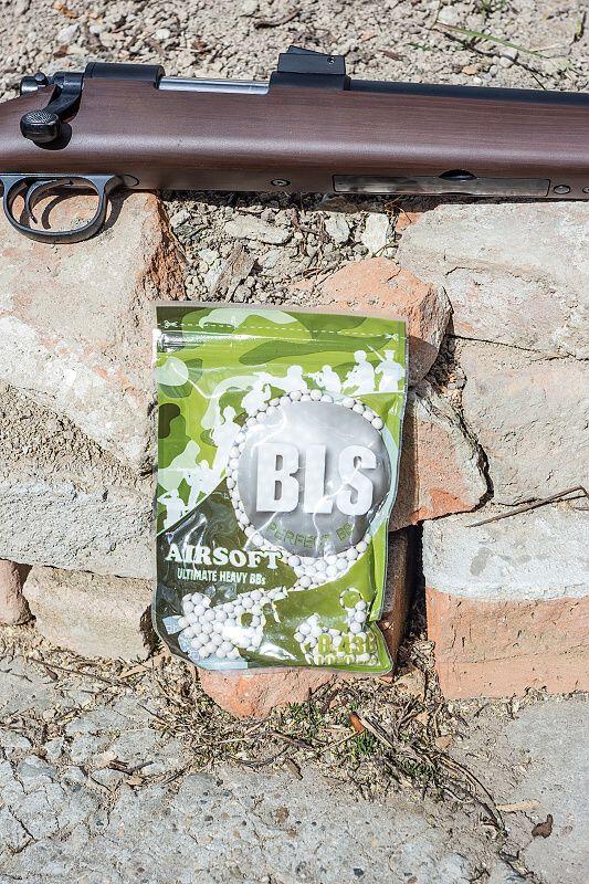 BLS BB 0,43g /1000ks /430g