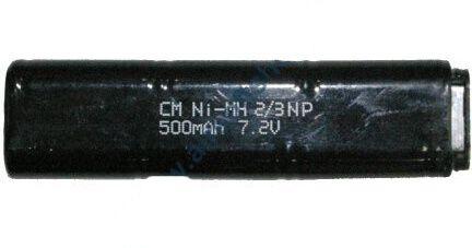 ASG Akumulátor Ni-Mh pre AEP 7,2V 500mAh