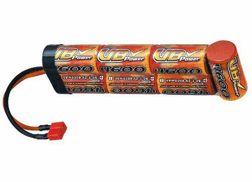 VB Power batéria 8,4V NI-MH SC4600mAh Large Type