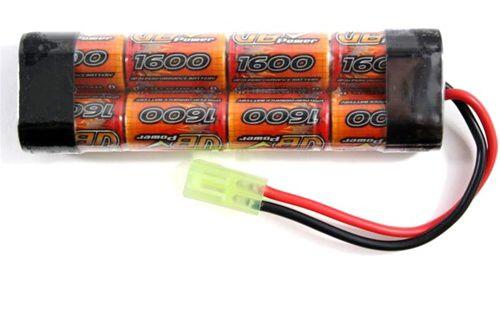 VB Power batéria 9,6V NI-MH 2/3A1600mAh SD Type