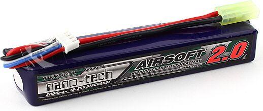 Turnigy LiPo batéria 11,1V 2000mah 3S 15-25C (1pack)