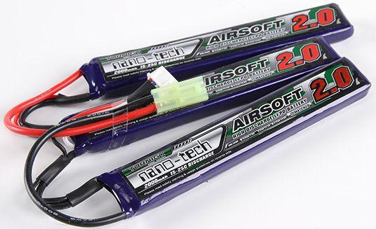 Turnigy LiPo batéria 11,1V 2000mah 3S 15-25C (3pack)