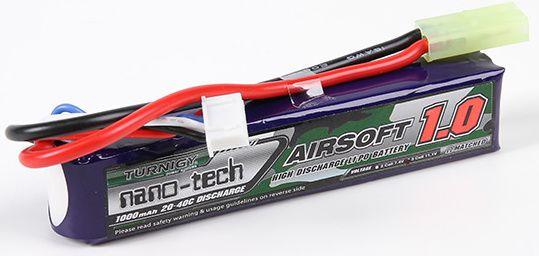Turnigy LiPo batéria 11,1V 1000mah 3S 20-40C (1pack)