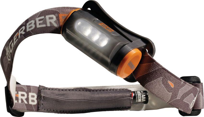 Čelovka Gerber Bear Grylls Hands Free Torch, led, 31-001028
