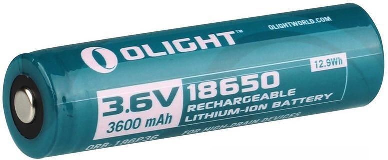 Batéria OLIGHT 18650 - nabíjateľná 3600 mAh 3,6V