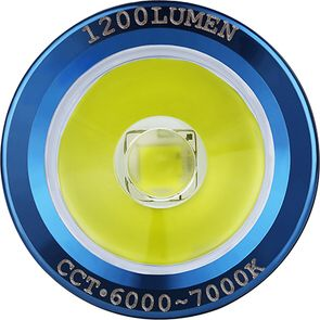 OLIGHT Svietidlo Baton 3 1200 lm prémiová edícia - čierne (OL649)