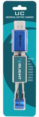 OLIGHT Univerzálna USB nabíjačka