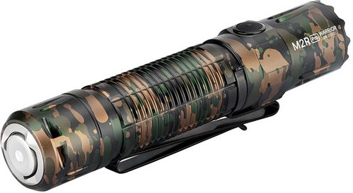 OLIGHT Svietidlo M2R PRO WARRIOR 1800lm limitovaná edícia - camo