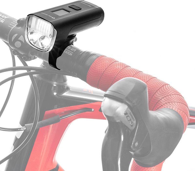 OLIGHT Svietidlo na bicykel Allty 2000lm - čierne (OL604)