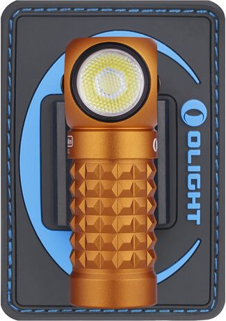OLIGHT Čelovka Perun mini 1000lm limitovaná edicia - oranžová (OL584)