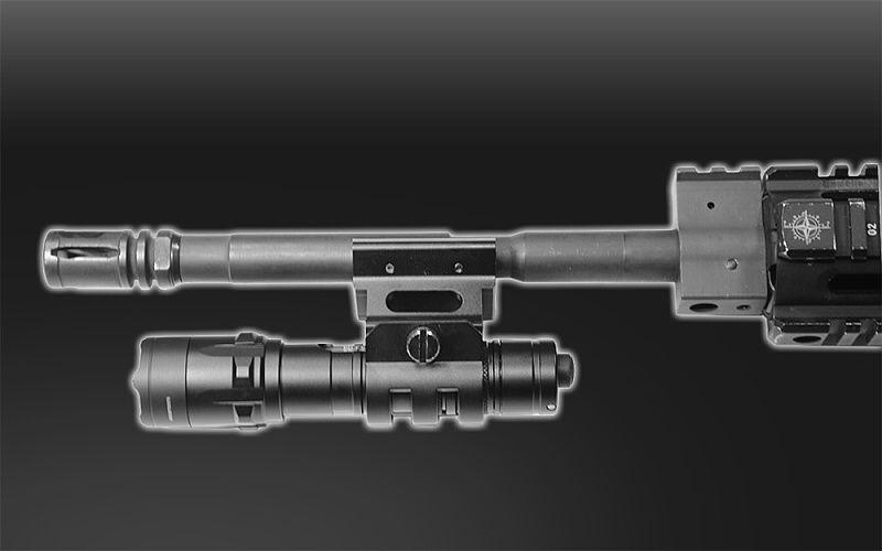 NITECORE Montáž na svetlo GM02MH (NCx-GM02MH)