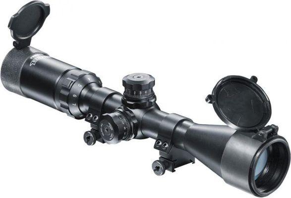 Puškohľad Walther 3-9x44 Sniper s montážou (weaver)