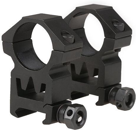 THETA OPTICS Montážne krúžky 25mm, vysoké, (THO-09-011613-00)
