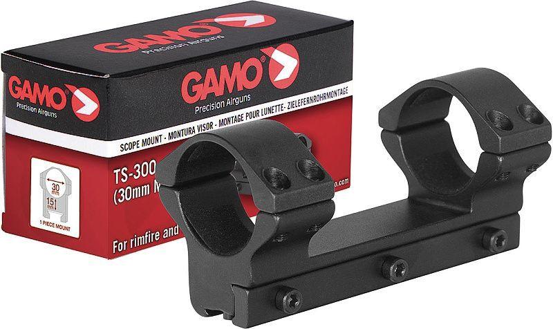 GAMO Montážne krúžky 30mm TS-300, Medium Rail