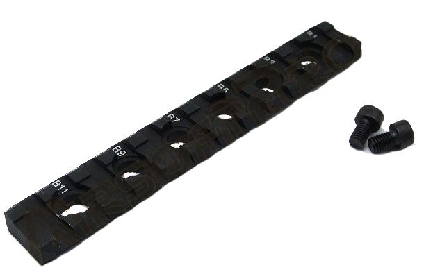 ACM RIS montážna lišta 12.5cm
