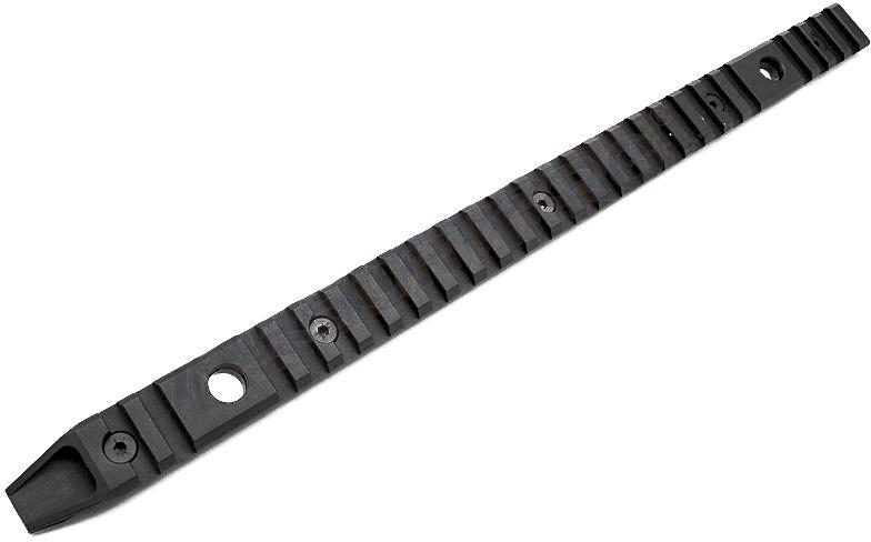 """Shooter RIS montáž pre keymod predpažbie 15"""" (32.9cm)"""