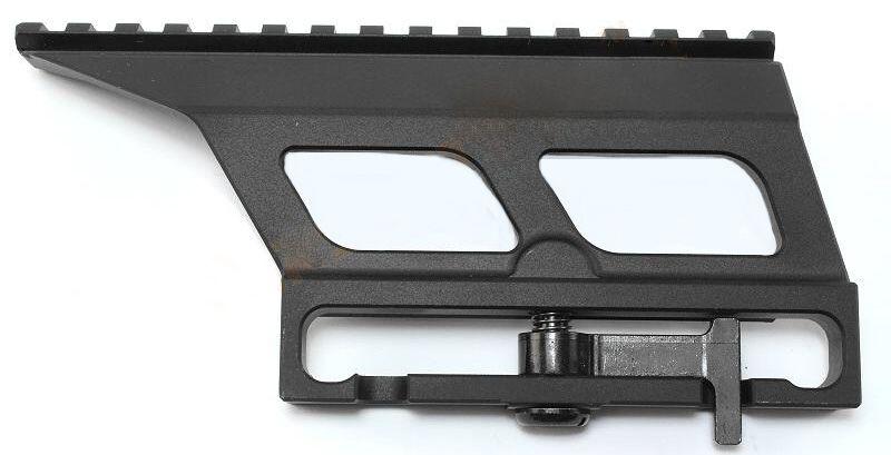 CYMA Rýchloupínacia bočná RIS montáž pre AK/SVD