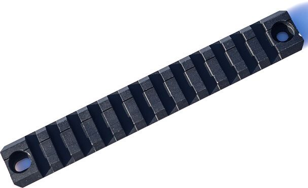 SHS RIS lišta 14cm - čierna (M022-BKWO)