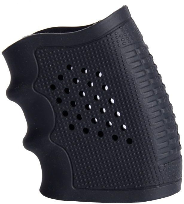 BigDragon Protišmykový gumený návlek na pištole Glock - čierny