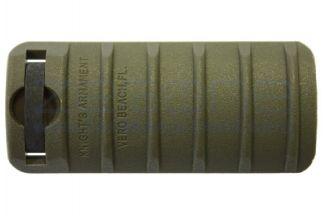 """GUARDER Krytka koľajníc (6-rib 3.9"""" Panel) - olivová, (NB-20D(OD))"""