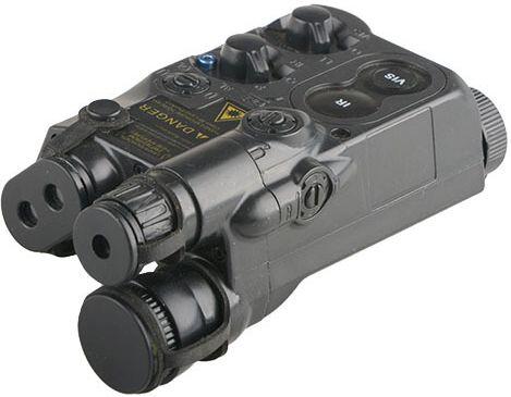 GFC AN/PEQ - 16 box na batériu - čierny