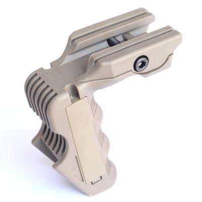 Taktická rúčka na RIS 22mm - piesková
