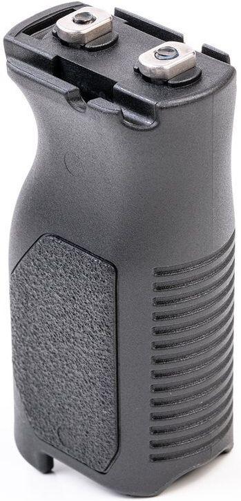 STRIKE INDUSTRIES Grip M-LOK Angled Vertical, long - čierny