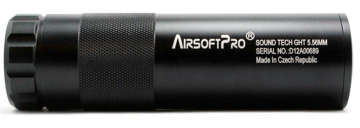 AirsoftPro Tlmič A.E.I. 140 x 40mm