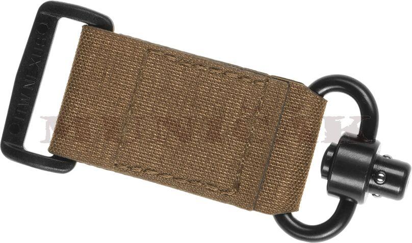 CLAW GEAR Rear End Kit QD Swivel - coyote, (23068)
