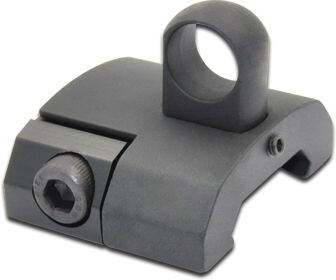 SHS Fixed Sling Swivel - čierny (B011-BKWO)